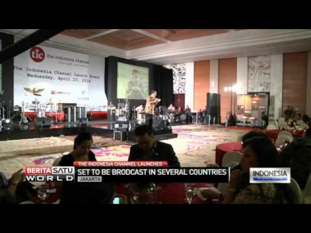 The Indonesia Channel Launches