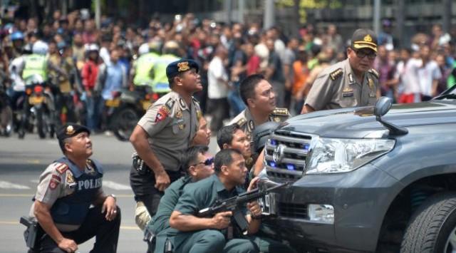 VDEO UPDATE OF JAKARTA BOMBS