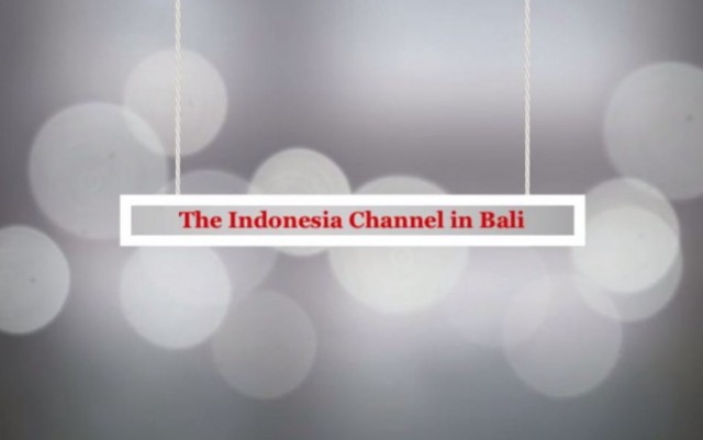 The Indonesia Channel In Bali