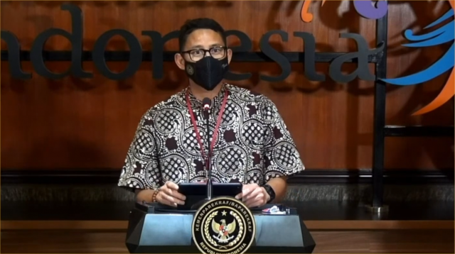 TOURISM MINISTRY AND THE INDONESIA CHANNEL JOIN HANDS